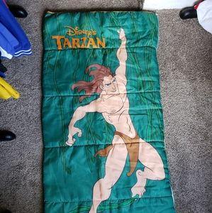 Vintage Disney Tarzan Sleeping Bag